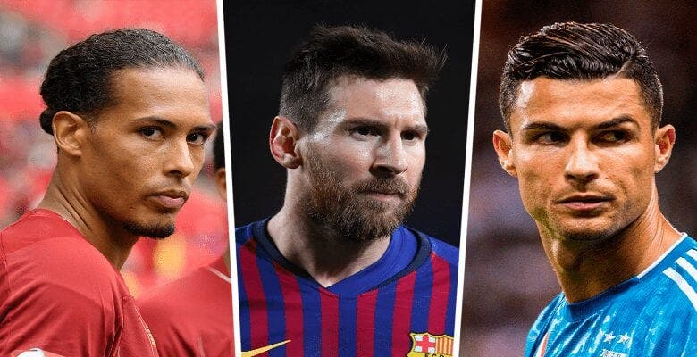 Football,rio Ferdinand, Explique, Messi , Ronaldo, Méritait Le Trophée , Van Dijk