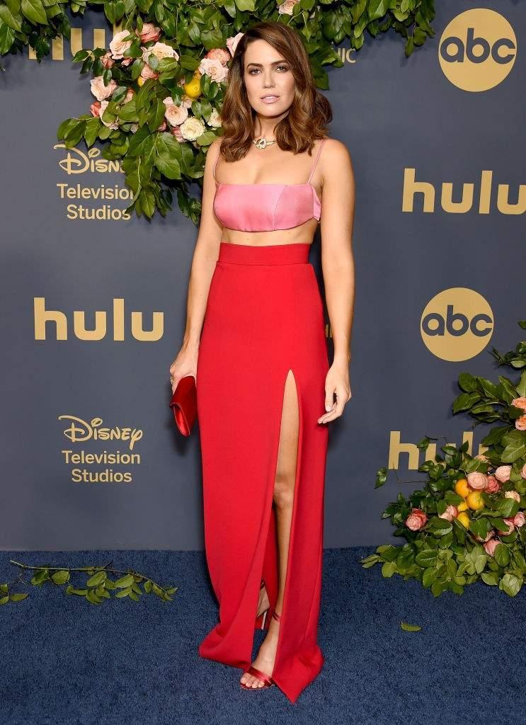 La preuve que «rose et rouge» était le code vestimentaire non officiel aux Emmy Awards 2019