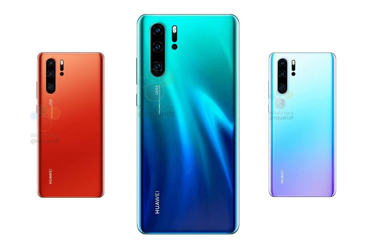 Huawei P30 Pro : deux nouvelles variantes de couleur