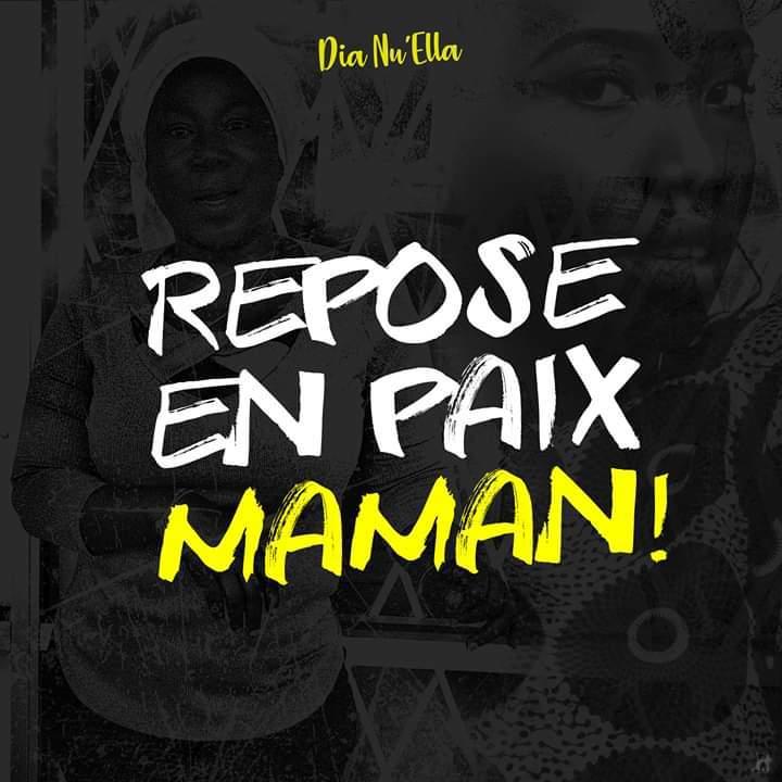 Carnet Noir : La chanteuse togolaise Dia Nuella perd sa mère; les causes du décès