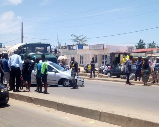 Bénin: Grave accident de la circulation à Togoudo-Houédonou.