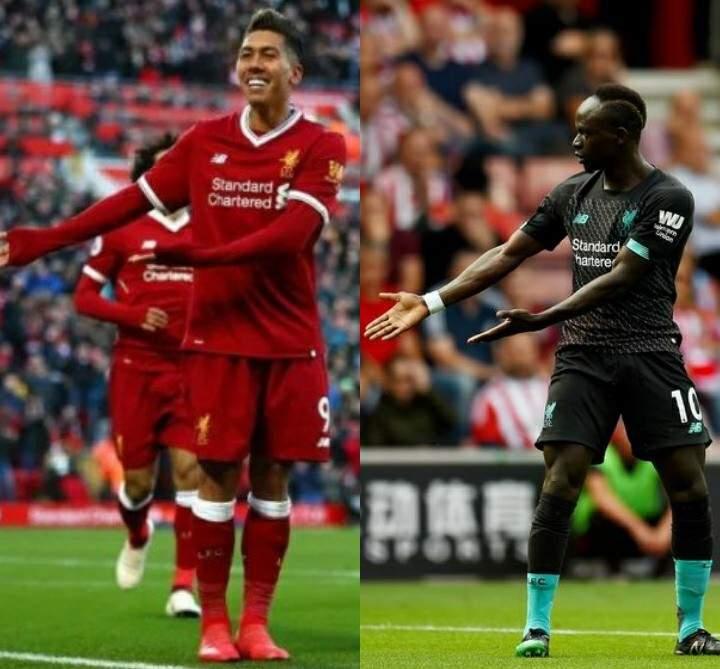 Liverpool : Sadio Mané accusé d'avoir plagié Roberto Firmino