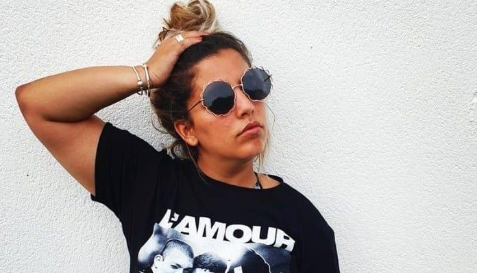 Ines Reg ,étoile Montante ,humour ,france