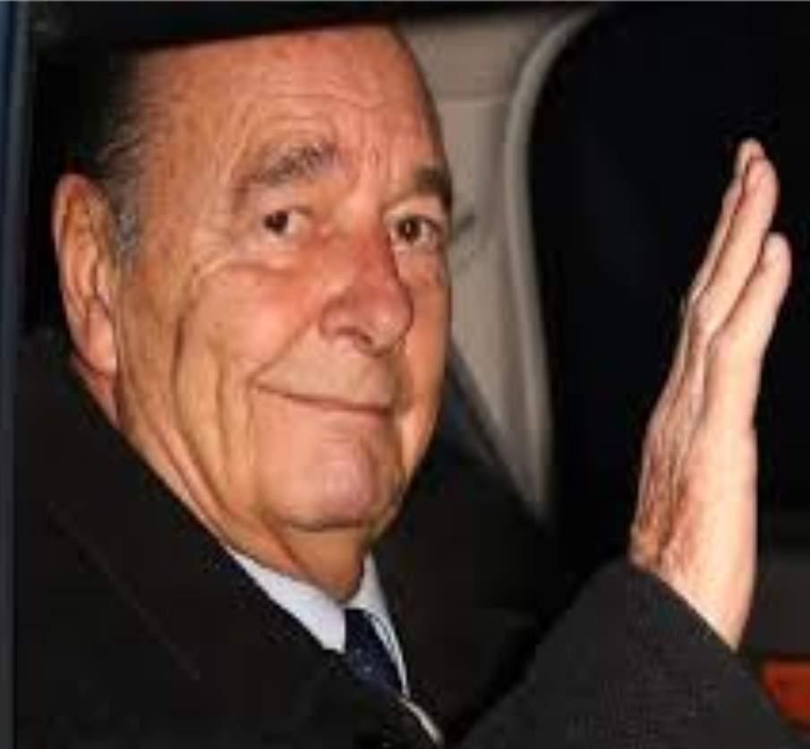NÉCROLOGIE Jacques Chirac est mort à Paris ce jeudi à l'âge de 86 ans