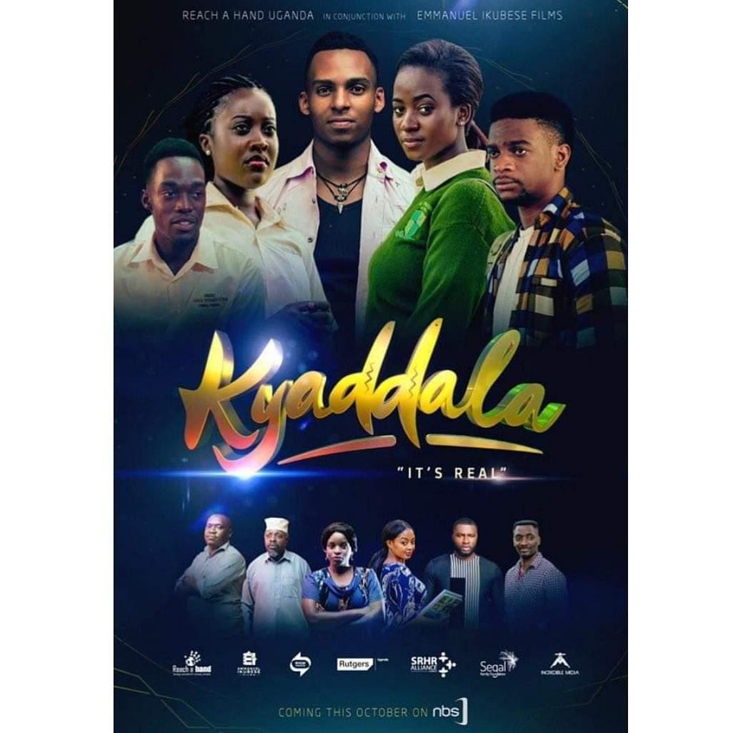 Bande-annonce de la série télévisée panafricaine d'Emmanuel Ikubese «Kyaddala (C'est réel)»