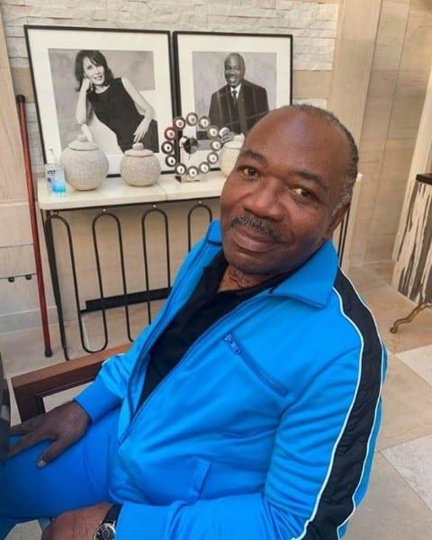 Gabon : La première dame fait à nouveau le buzz sur Instagram en postant une photo du président Ali Bongo en tenue décontractée