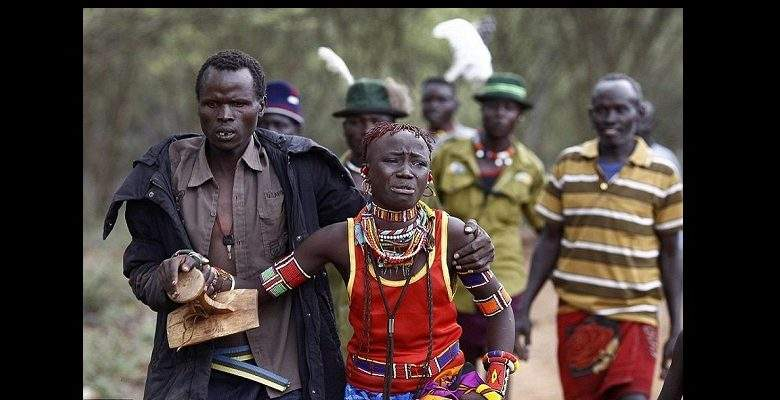 Latuka : la tribu sud-soudanaise où la future mariée doit être kidnappée par son prétendant