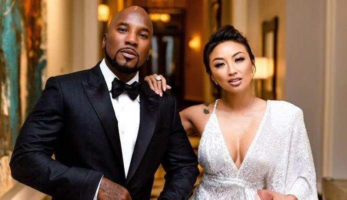 Le Rappeur ,jeezy ,officiellement En Couple , Jeannie Mai