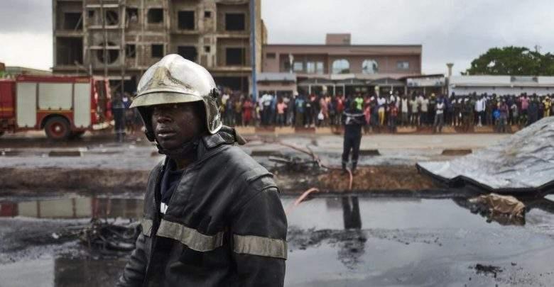 Mali : L'incendie d'un camion-citerne fait sept morts et 40 blessés