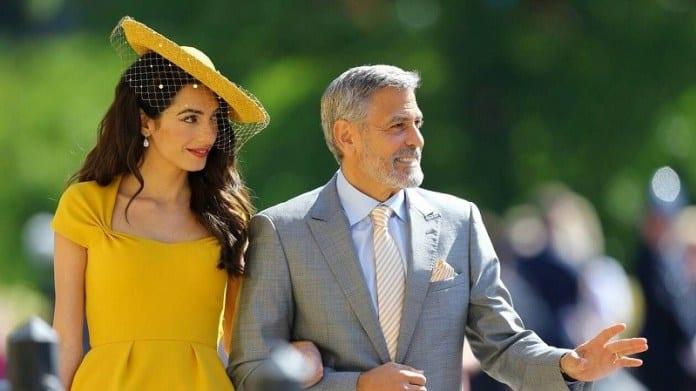 Menacé par Daesh, George Clooney se ruine pour protéger sa femme et ses enfants