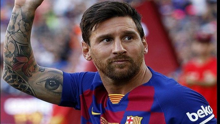Mercato: Messi pourrait faire perdre 700 ME au Barça