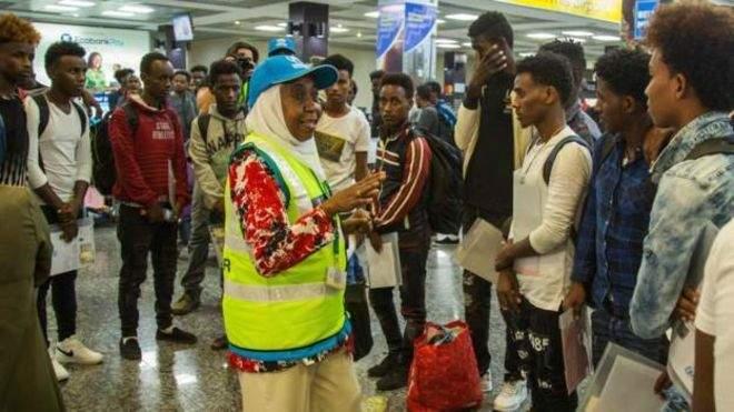 Le Rwanda accueille la première vague de migrants venus de Libye