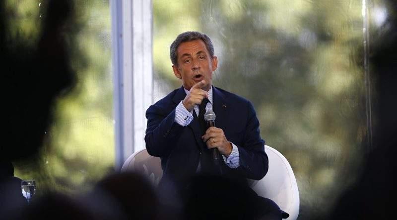Nicolas Sarkozy clame son amour à ce pays africain