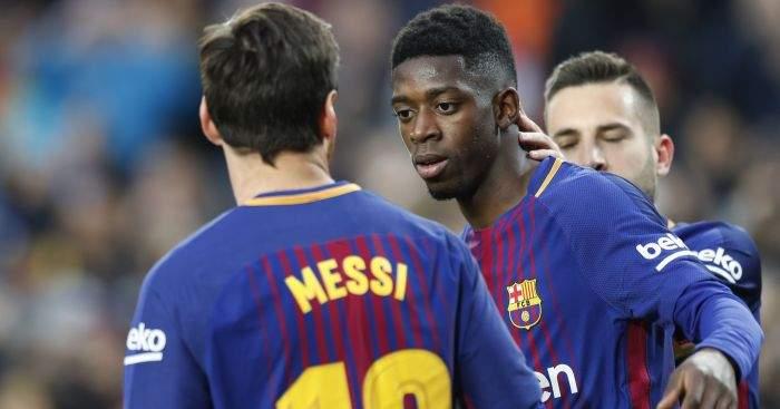 FC Barcelone : Lionel Messi envoie un message très fort à Ousmane Dembélé
