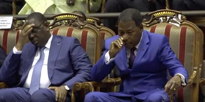 Vidéo : L'ex Président du Bénin Yayi Boni avait été surpris en pleine séance de toilette RAPPEL