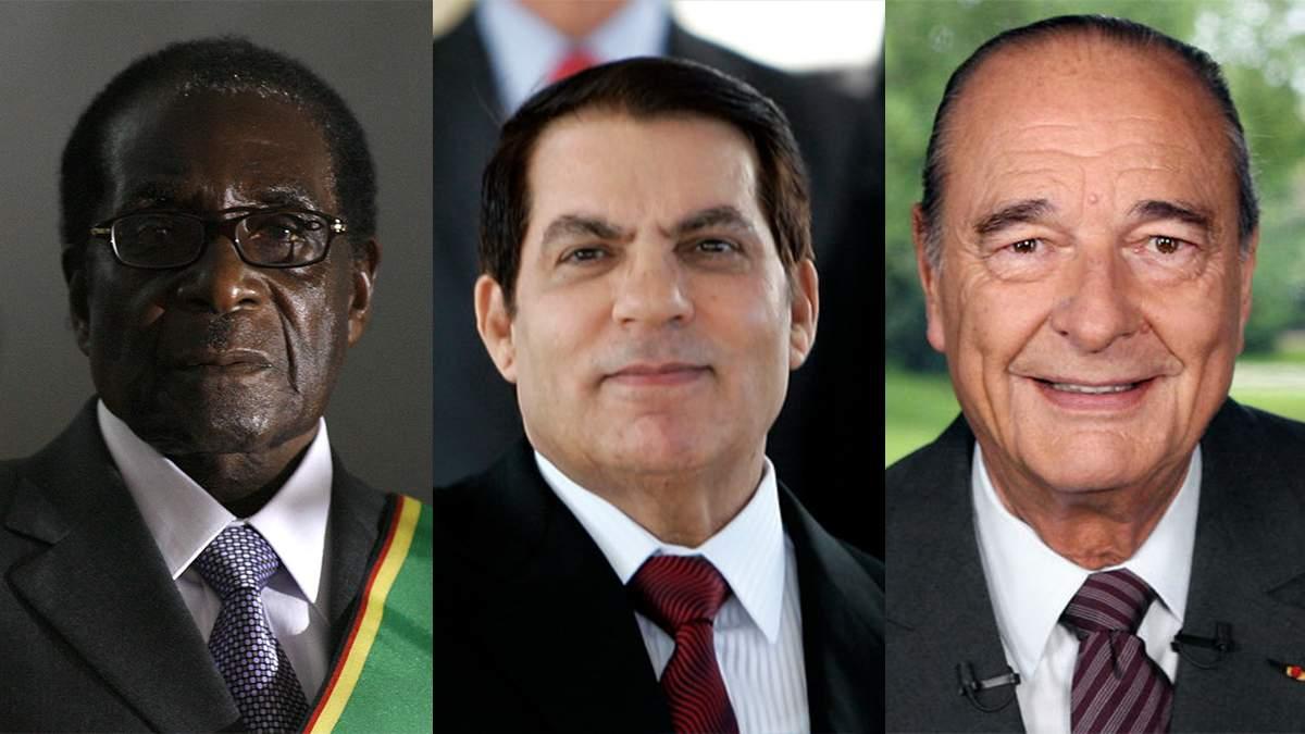 Question Africaine 9 : Mugabé, Ben Ali, Chirac… Que nous disent tous ces décès contrastés ?
