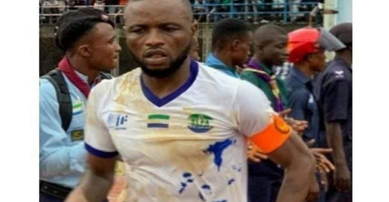 Football/Qualification Mondial 2022: le domicile du capitaine de la Sierra Leone attaqué par des supporters