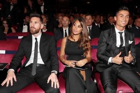 Stop, arrêter tout : voici la réponse de Messi à l'invitation de Cristiano Ronaldo