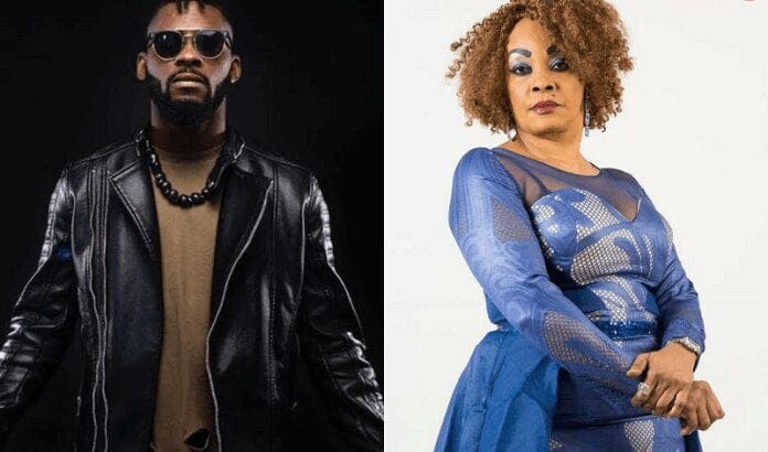 Tina Glamour, la mère de DJ Arafat, prononce la dissolution de la Yorogang
