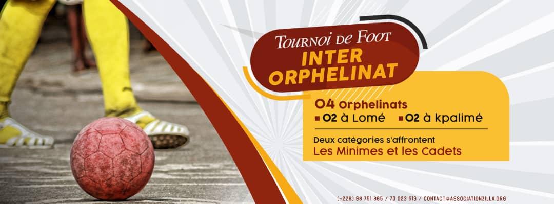 Tournoi de foot inter orphelinat : une première au Togo