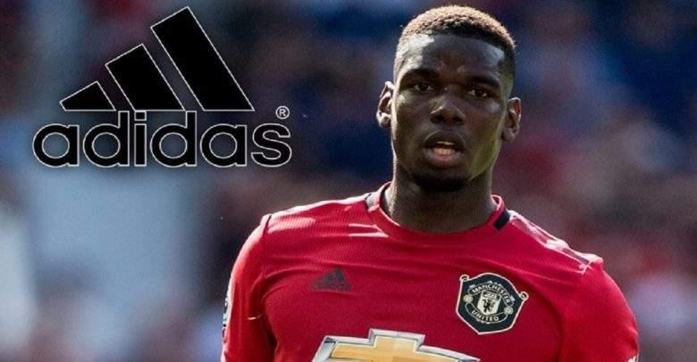Voici comment Adidas a contribué à faire échouer le transfert de Pogba au Real Madrid