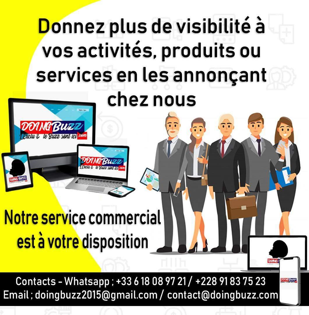 Confiez votre publicité / présence web à Doingbuzz.com