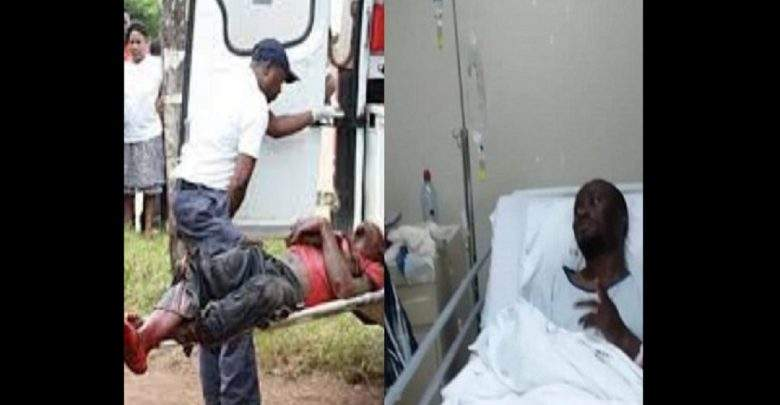 Xénophobie: La police sud-africaine tire dans les jambes d'un footballeur ghanéen