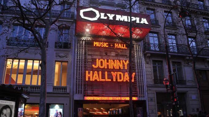 People : Laeticia Hallyday organise une soirée d'hommage à Johnny à l'Olympia