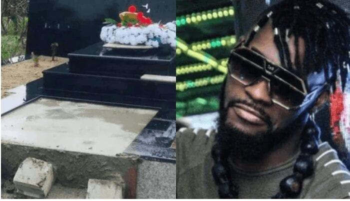 News : La tombe de DJ Arafat désormais fermée avec du béton (Vidéo)