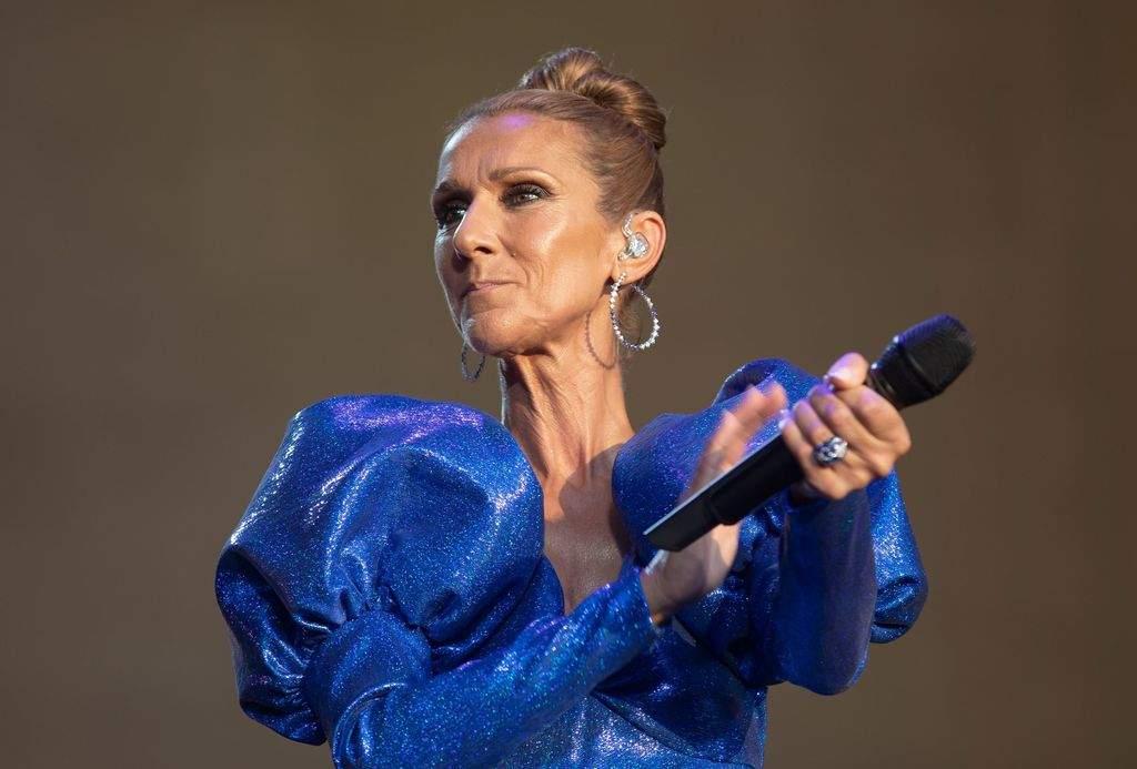 Voici la réponse de Céline Dion aux critiques sur son physique
