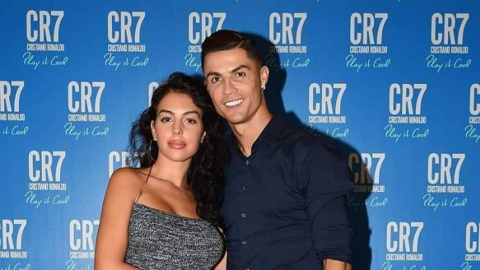 La déclaration d'amour de Cristiano Ronaldo à sa copine Georgia Rodriguez