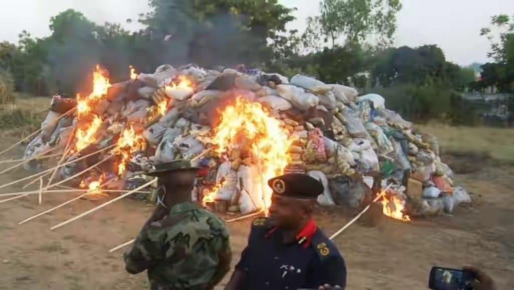 Guinée-Bissau: Deux tonnes de cocaïne  brûlées  par la police