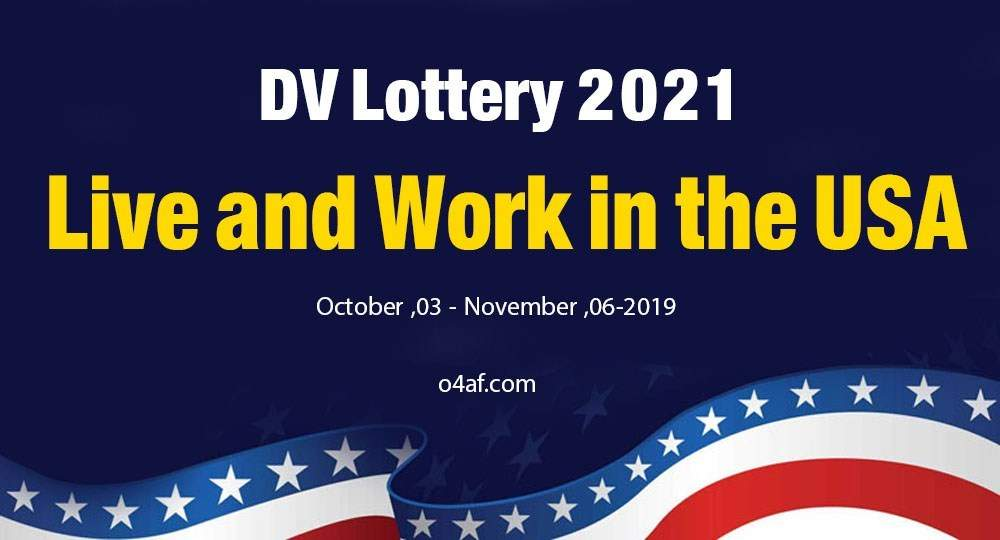 OFFICIAL USA GREEN CARD LOTTERY PROGRAM 2019 FOR DV-2021