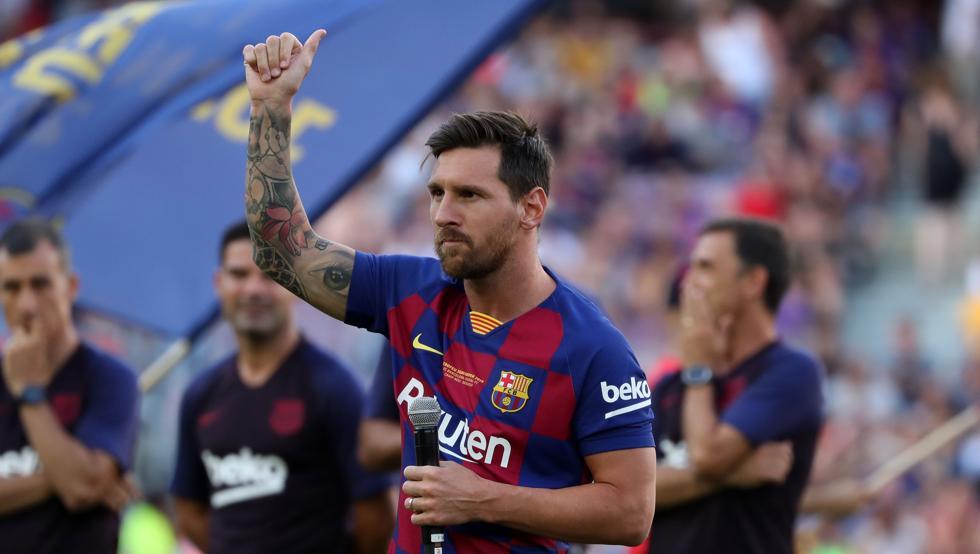 Le Barça prépare une offre exceptionnelle pour Messi