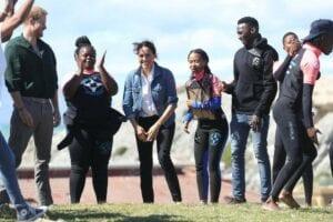 Voyage officiel des Sussex en Afrique : le point