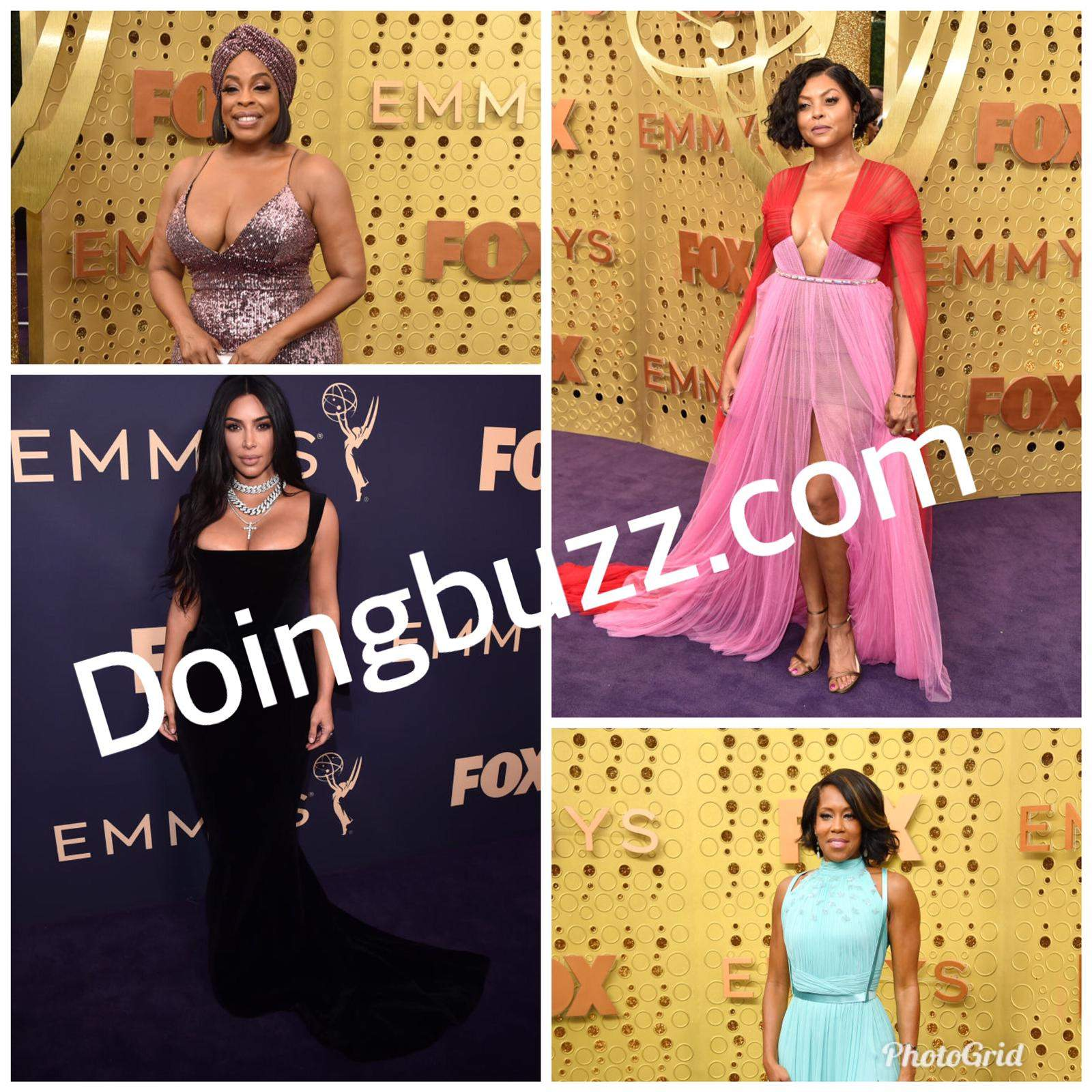 Les looks stars hollywoodiennes préférées arpentaient le tapis rouge BN Red Carpet Fab: 71st Emmy Awards | #Emmys