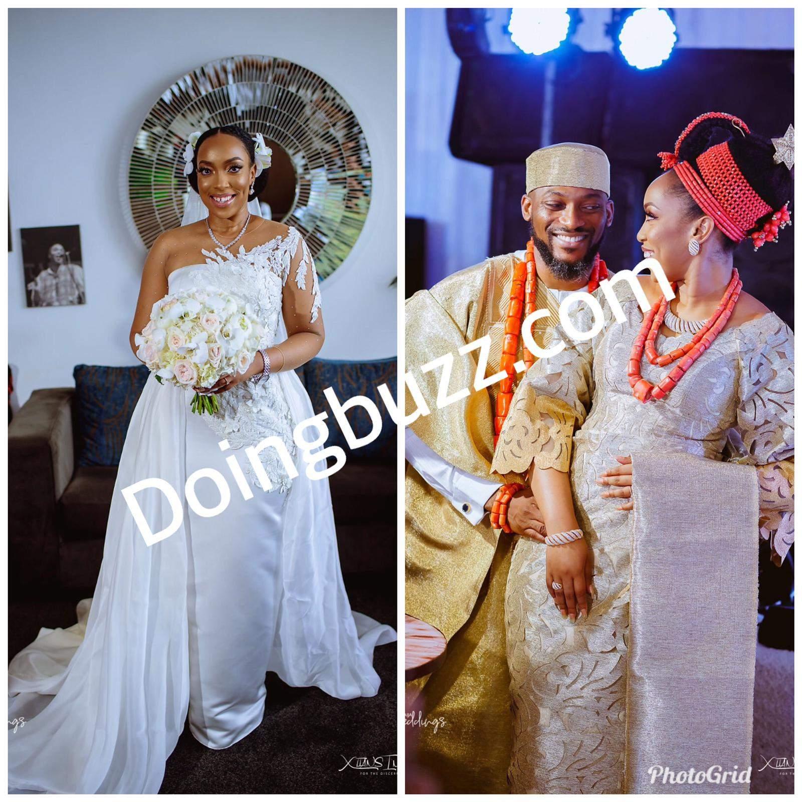 Rencontrez les Aghedos! Le beau mariage d'Eki & Osagie au Bénin et à Lagos