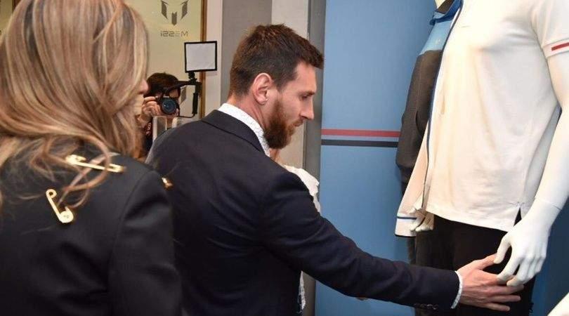 Lionel Messi lance sa ligne de vêtements