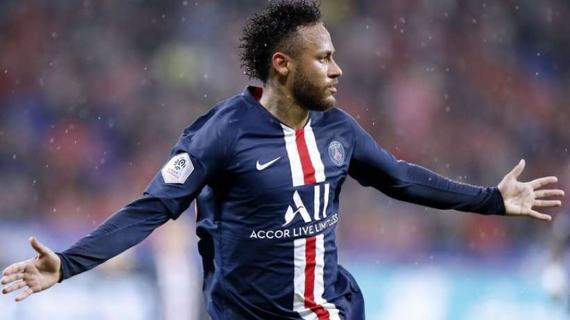 Neymar s'offre une incroyable voiture
