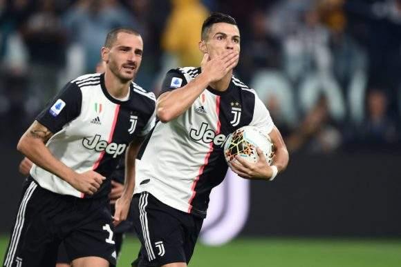 Sport : Cristiano Ronaldo fait triompher la Juventus