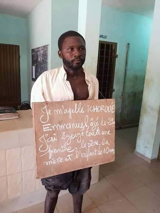 Bénin : Toute une famille assassinée par un homme à Natitingou