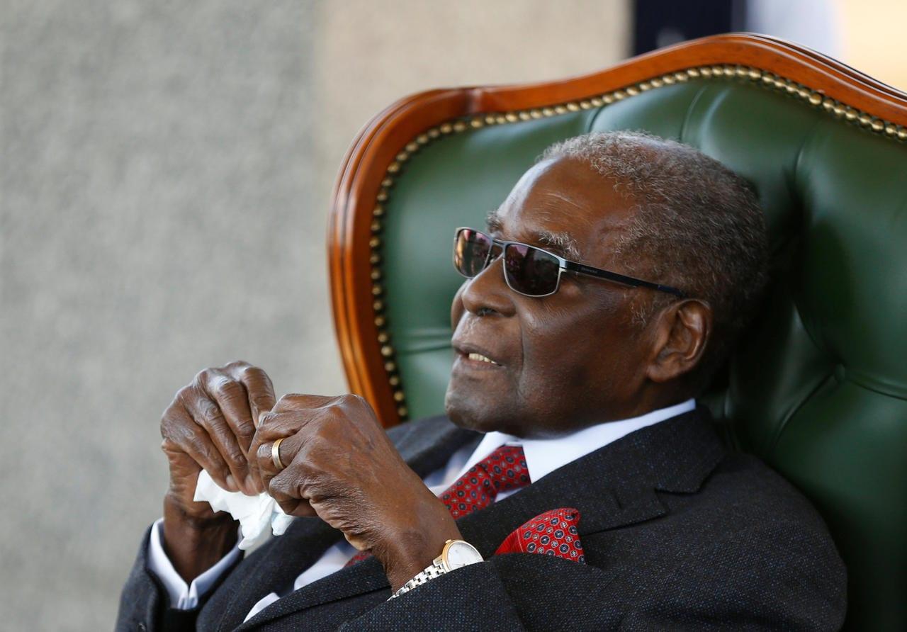Zimbabwe: L'ancien président Robert Mugabe est mort à 95 ans