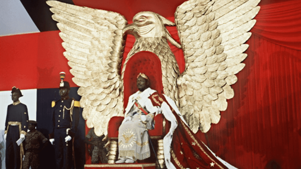 """À Bangui, quatre décennies après la chute, l'héritage Bokassa le """"mangeur d'humains"""