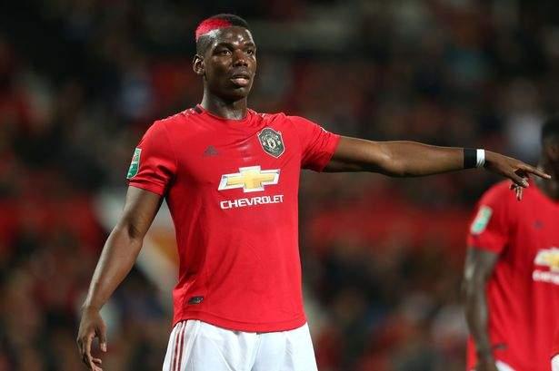 Man United réagit à la demande de Pogba pour un contrat de 600 000 livres par semaine