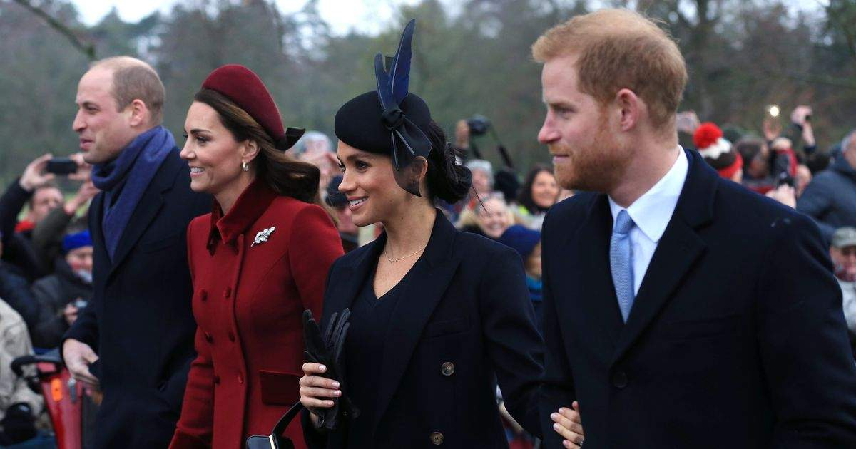 Kate-William et Meghan-Harry enterrent la hache de guerre pour la bonne cause