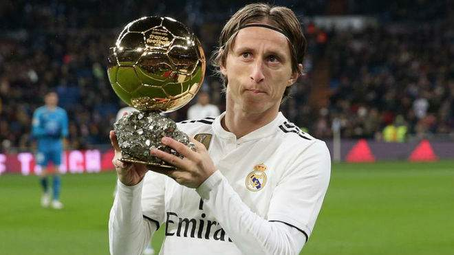 Real Madrid : Luka Modric anonnce la publication de son livre « My Game »