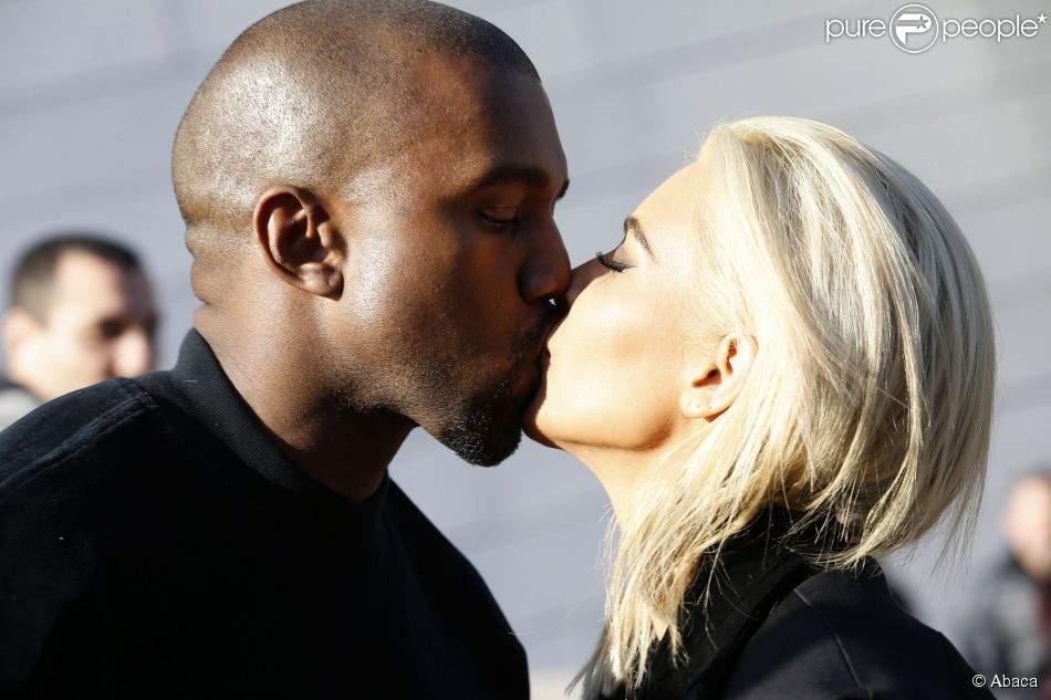 Kim Kardashian et Kanye West font des confidences difficiles sur le début de leur idylle