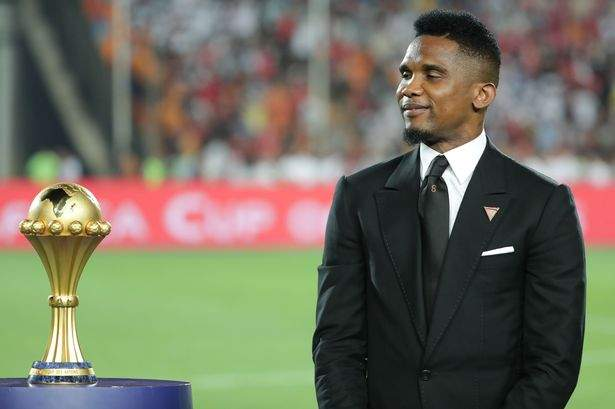 Football/ Voici l'incroyable rêve de Samuel Eto'o avec le Cameroun