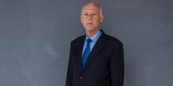 Portait de Kaïs Saïed le nouveau président de la Tunisie