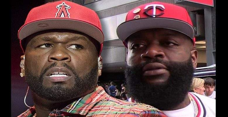 50 Cent s'attaque à Rick Ross et le traine une nouvelle fois en justice